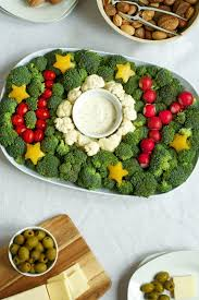 Tray Decoration For Baby Peachy Christmas Vegetable Tray Ideas Homey Different Nature Themed 96