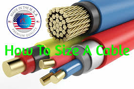 Sizing Electrical Conductors 1x Technologies Cable Company