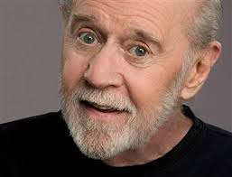 Image result for copyright free picture of george carlin
