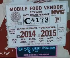 Nyc Vending Machine License Magnificent The Regulation Of Mobile Food Vending In New York City