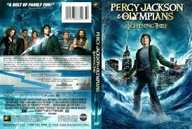 percy jackson and the lighting thief and the the lightning thief cover