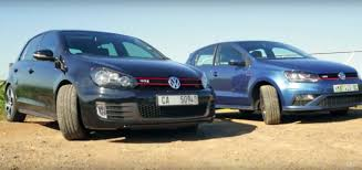 2015 Volkswagen Polo GTI or Golf 6 GTI: Old Classic vs. New and ...