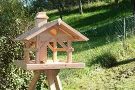 Michas Holzblog Projektvorstellung Vogelhaus Teil 5 Bauanleitung Vogelfutterhaus Selber Machen