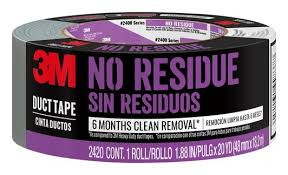 3m no residue duct tape 3m united