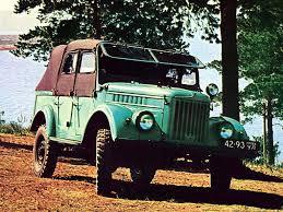 GAZ M72 Pobeda este Frankenstein russo foi o primeiro SUV da.
