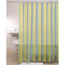 emerald green fabric shower curtain bathroom decoration lime