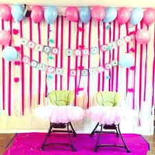 top 50 homemade birthday decoration