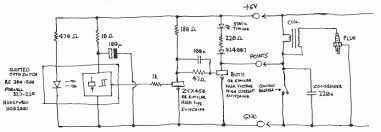cdi ignition circuit diagram cdi image wiring diagram simple optical ignition trigger for 6 volt mzs on cdi ignition circuit diagram