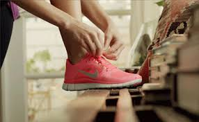 Image result for injured tying ones shoes  gifs