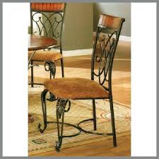 white wrought iron furniture. Wrought Iron Dining Room Chairs Stunning With White Furniture