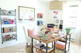 colorful home office. Home Office Decorating Colorful Modern Farmhouse Ideas How To Create A D