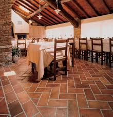 terra cotta tile in vancouver porcelain that looks like a terra cotta tile