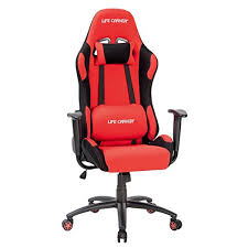 fabric computer chair uk. life carver high back fabric racing sport gaming chair recliner executive swivel desk armchair computer home uk 0