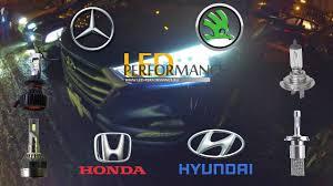 Большой тест светодиодных автомобильных Led <b>ламп</b> - YouTube