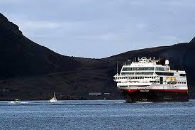 ms trollfjord rute