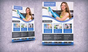 Services Flyer 20 Cleaning Services Flyers Templates