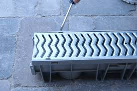 channel drain maintenance how to