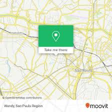 Come arrivare a Wendy a Santa Cecília con Bus, Metro o Treno? | Moovit