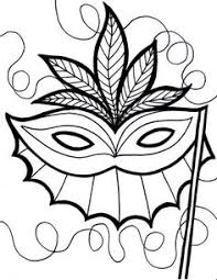 free mardi gras coloring sheet to print for kids kids coloring pagescoloring sheetscoloring booksmardi