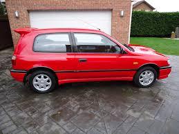 Uk R B Chart Uk Spec Nissan Sunny Gti R For Sale 50 000 Miles