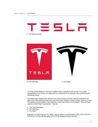 Tesla Logo Designer Tesla Brand Guidelines By Lukasz Kulakowski Issuu