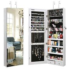 tomcare jewelry cabinet jewelry armoire