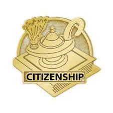 Amazon Com Citizenship Award Lapel Pins Citizenship Lapel
