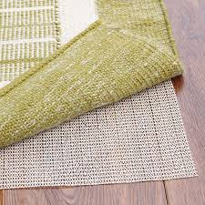 details about ultra non skid area rug pad non slip rug pads underlay carpet runner customize
