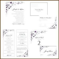 Wedding Invitation Templates Downloads Wedding Invitation Samples Free Bahiacruiser