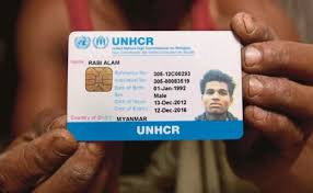 Card Image Unhcr New Rohingya Malaysia Times From Straits