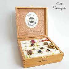 smoke rings cigar box ring holder