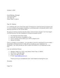 Sample Housekeeper Cover Letter Housekeeper Cover Letter Sample