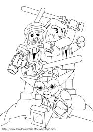Clone Trooper Coloring Page Star Wars Pictures Pages