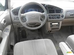 2001 Toyota Sienna CE Oak Dashboard Photo #45488355 | GTCarLot.com