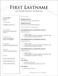 Best Resumes Templates Simple Best Resume Templates 48 Resumes In The Builder Template 48