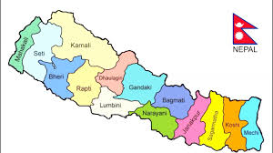 how to draw map of nepal step by step  map of nepal  youtube