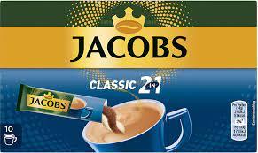 Jacobs Kaffeespezialitäten 2 in 1, 10 Sticks mit Instant Kaffee für 10  Getränke : Amazon.de: Lebensmittel & Getränke