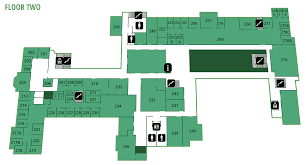 Offices Located On The Second Floor