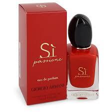 Armani Si Passione Perfume by <b>Giorgio Armani</b>, <b>1</b> oz Eau De ...