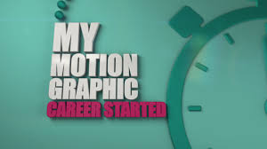 Motion Graphic Cv Curriculum 2015 Youtube