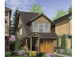 zero lot line house plan 034h 0160
