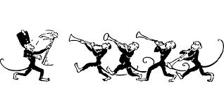 サル 再生 音楽 Pixabayの無料ベクター素材