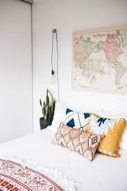 Home Accessory Boho Decor College Pillow Map Print Wall Decor Poster  Blanket Bedroom Bedding Aztec