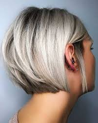 Pin by Priscilla Bryant on Frisure in 2020 | Fine straight hair, Haircuts  for straight fine hair, Thick hair styles