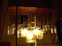 ball jar lamp kit jar lights jar lights mason jar lights ball jar chandelier round mason ball jar