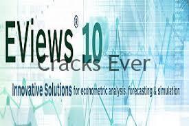 EViews 10 Enterprise Edition Full Crack – Cracksever