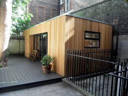 build a garden office. Challenging Central London Garden Studio Build A Office