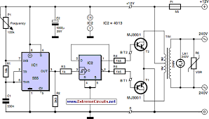 how to build cheap 12v to 220v inverter circuit diagram circuit diagram