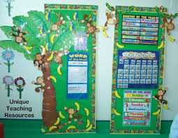 Apple Tree Pocket Chart Classroom Bulletin Board Displays