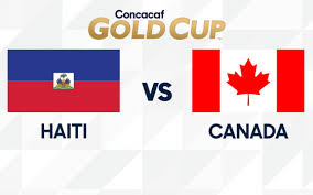 Image result for haiti contre canada gold cup 2019